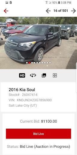 IAA Buyer Salvage Auctions 11.5 Screenshots 5