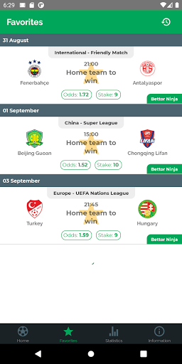 wonanza - sports betting tips by best tipsters! screenshot 3