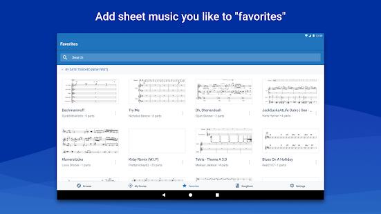 MuseScore: view and play sheet music 2.9.02 Screenshots 14