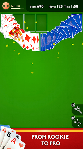 Solitaire Plus apkpoly screenshots 8