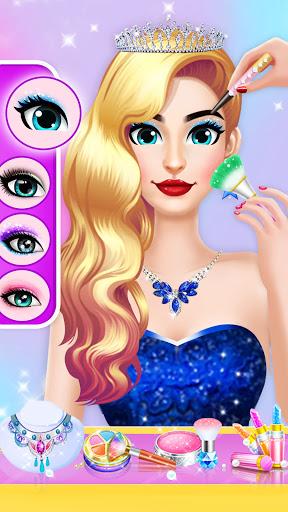 Fashion Girls Makeover Stylist - Dress up Games 0.7 screenshots 8