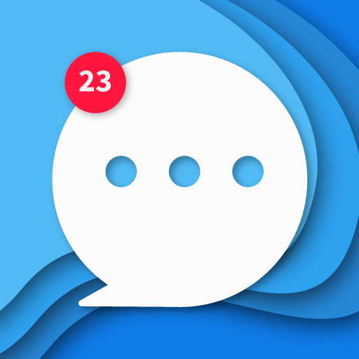 129. Messenger Home - SMS Widget and Home Screen