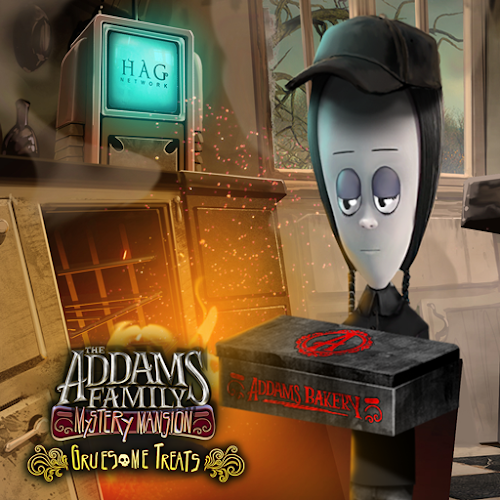Addams Family: Mystery Mansion - The Horror House! 0.3.9