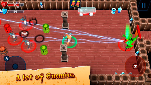 Rogue Guild Roguelike game  screenshots 1