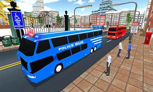 New Bus Simulator 2021: Bus Games 2021 New 3D 5