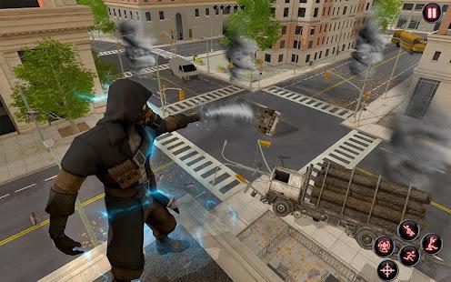wind magical rope hero screenshots 11