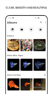 1Gallery - Photo Gallery & Vault (AES ENCRYPTION) Screenshot