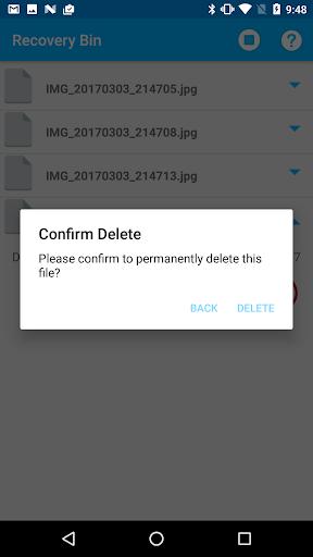 Recycle Bin android2mod screenshots 4
