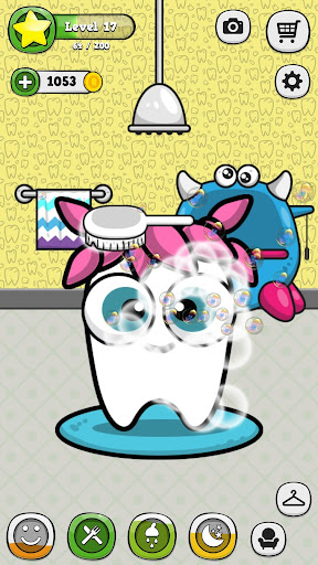 My Virtual Tooth - Virtual Pet 1.9.8 screenshots 2