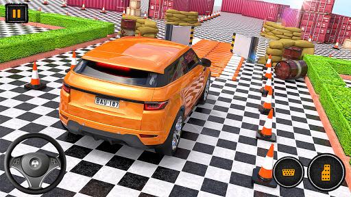 Modern Prado Car Parking Game - Free Games 2020 2.5 screenshots 2