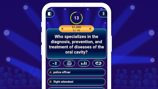 Millionaire 2021 –  Free Trivia Quiz Offline Game 8
