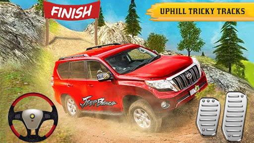 Luxury Suv Offroad Prado Drive 1.5 screenshots 2
