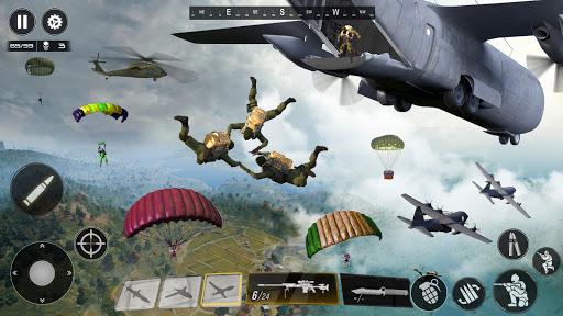 Real Commando Mission Game: Real Gun Shooter Games  screenshots 2