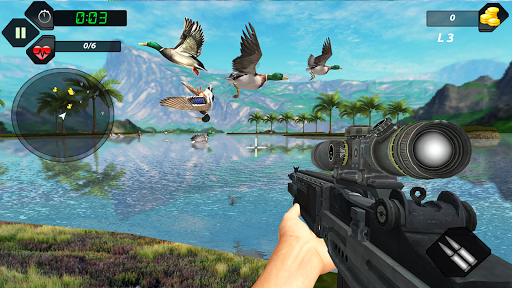 Duck Hunting Challenge 4.0 screenshots 10