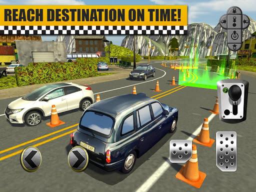 Bus & Taxi Driving Simulator  screenshots 14