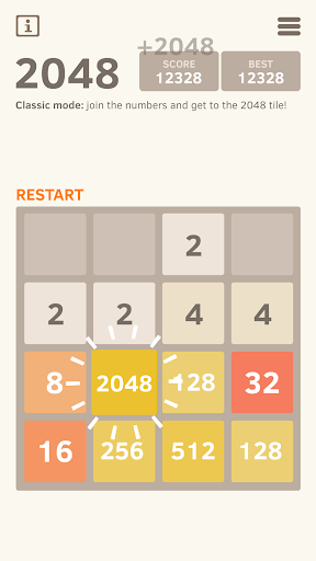 2048 Number puzzle game apkmr screenshots 5