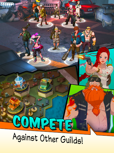 Undead World: Hero Survival 1.0.0.18 screenshots 16