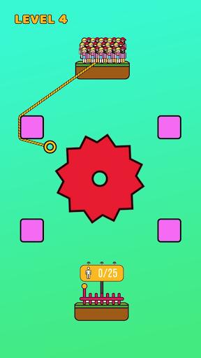 Rope Rescue! - Unique Puzzle 0.10 apktcs 1