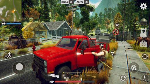 Royale Battle Survivor APK MOD – ressources Illimitées (Astuce) screenshots hack proof 1