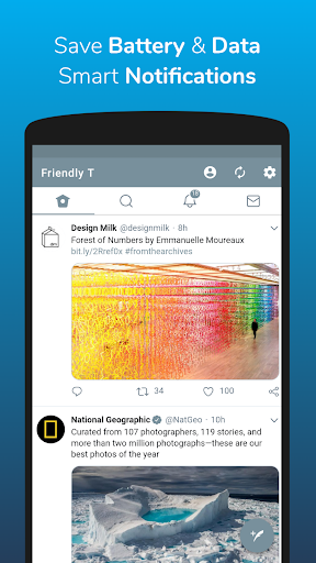 Friendly For Twitter  Screenshots 2
