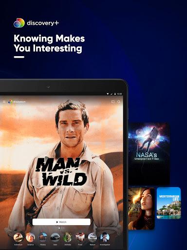 Discovery Plus: TV Shows, Shorts, Fun Learning 1.5.0 screenshots 9