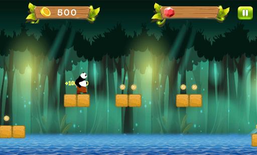 Forest Panda Run 1.2.6.7 screenshots 18