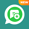 WhatsAll - Direct Chat & Status Saver for WA app apk icon