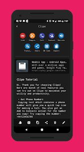 Clipboard Manager : Clipo Pro APK 3