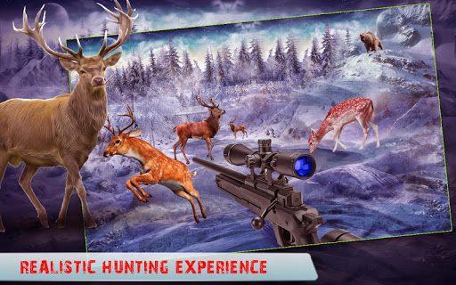 Wild Animal Hunter android2mod screenshots 2