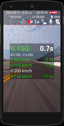 Dash Cam Travel u2013 Car Camera app, Blackbox  screenshots 4