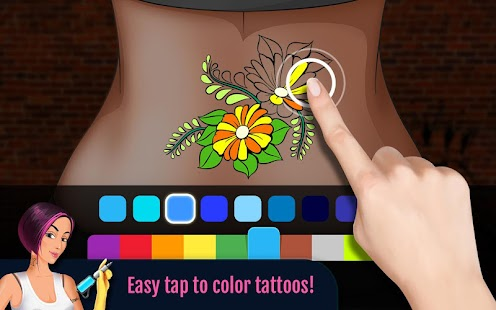 Fab Tattoo Design Studio Screenshot