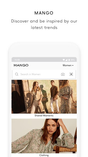 MANGO - The latest in online fashion 20.17.00 Screenshots 2