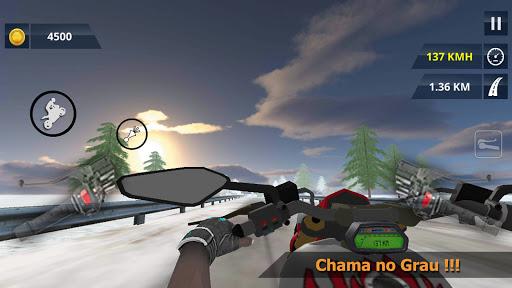 Bike wheelie Simulator - MGB  screenshots 8