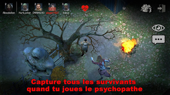 Horrorfield - Jeu de survie: horreur multijoueur screenshots apk mod 5