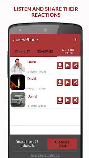 JokesPhone - Joke Calls  Screenshots 3