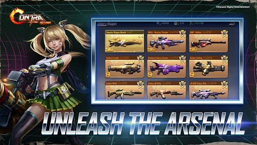 Contra Returns Apkfinish screenshots 9