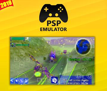 Free PSP Emulator 2019 ~ Android Emulator For PSP 5
