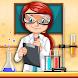 女子高校の科学実験室:科学者のゲーム