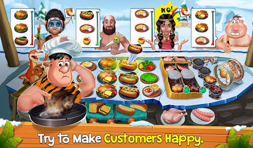 Cooking Madness: Restaurant Chef Ice Age Game 4.0 screenshots 8