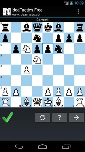 Chess tactics puzzles | IdeaTactics screenshots 2