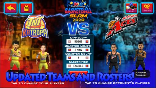 Basketball Slam 2020 - Basketball Game 2.65 screenshots 4