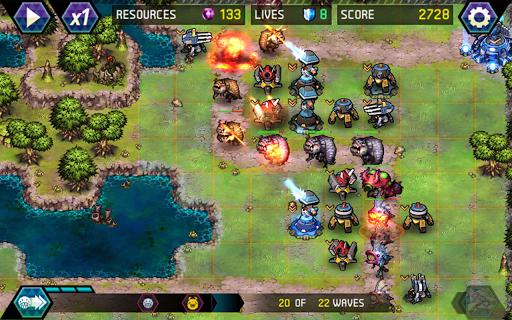 Tower Defense: Infinite War 1.2.4 Screenshots 4