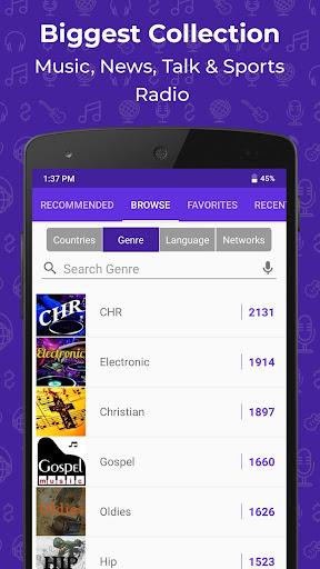 Radio FM 14.0.7 Screenshots 3