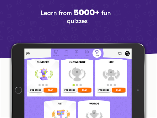 Voot Kids-Cartoons, Books, Quizzes, Puzzles & more android2mod screenshots 4