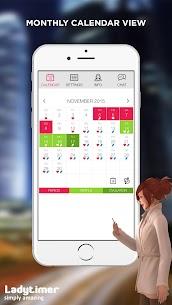 Lady timer Ovulation & Period Calendar 2