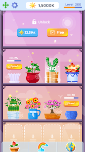 Idle Plant – Garden Paradise Evolution Mod Apk (Unlimited Money) 6