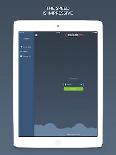 CloudVPN Mod Apk Unlimited & Fast (Pro Features Unlocked) 7
