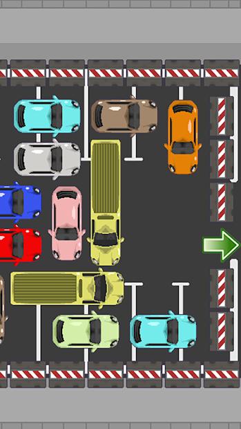 unblock car parking screenshot 4