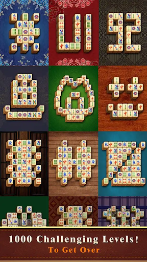 Mahjong 2.1.6 screenshots 3