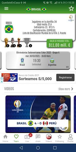 Foto do Copa America 2021 - Brazil & Argentina